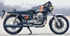 1974 Moto Guzzi 750 S