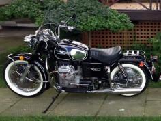 1974 Moto Guzzi  Eldorado police