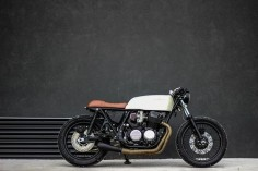 1975 Honda CB750 Supersport by Purebreed Fine Motorcycles
