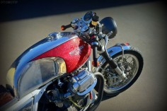 1976 Moto Guzzi 850 T3 Cafe Racer Project 8