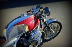 1976 Moto Guzzi 850 T3 Cafe Racer Project 8