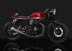 1977 Honda CB550 'Aldo' by Lossa Engineering |