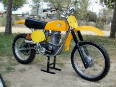 1978 - CCM 500 - Vintage Motocross Dirt Bikes