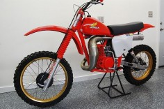 1978 DG HONDA CR250R ELSINORE