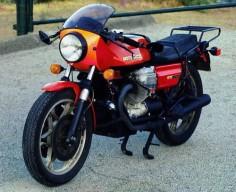 1978 Moto Guzzi 850 Le Mans