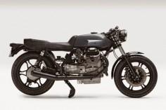 1979 MOTO GUZZI LE MANS - MOTO BORGOTARO - BIKEEXIF  PHOTO - RYAN HANDT