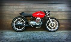 1979 Moto Guzzi V50 II Cafe