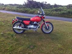 1979 V50 M2 on Dartmoor