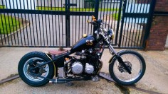 1980 Honda CB750 Bobber/Chopper Hardtail Custom