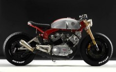 1981 Yamaha XV750 'GoGo' - Hageman Motorcycles - Inazuma Cafe Racer