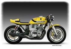 1982 Suzuki GS 1100G