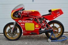 1983 Ducati TT2 on E-Bay