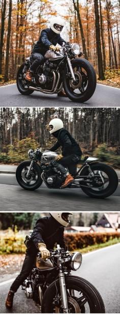 1983 Honda CB750 K(Z) by Hookie