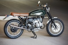 1985 BMW R80 ST by Fuel Motorcycles. Ideas for seat, tank and fenders.
