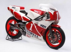 1985 Yamaha YZR 500 0W81