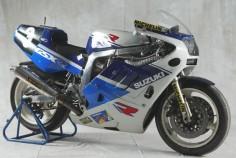 1987 Suzuki GSX-R750 - SERT