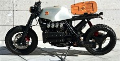 1991 K100 'Ex' - Works on Bikes - Inazuma Cafe Racer