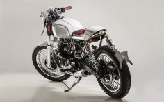 1991 MOTO GUZZI NEVADA 750 'THE PHANTOM' - MATTEUCCI GARAGE - INAZUMA