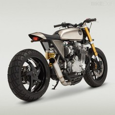 1992 Honda CB750 Nighthawk by Classified Moto