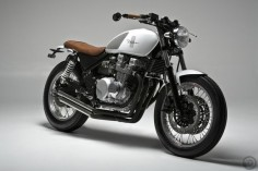 1993 Kawasaki ZR550 Zephyr - Ellaspede - Return of the Cafe Racers