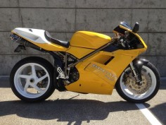 1997 Ducati 748