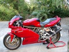 1998 ducati 900 super sport