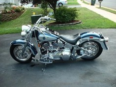 1999 Custom Harley Davidson Fatboy Motorcycle | Flickr - Photo Sharing!