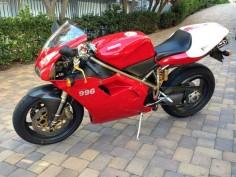 1999 Ducati 996 SPS