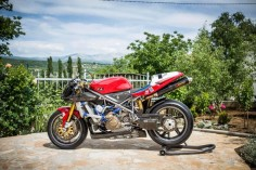 1999 Ducati 996RS. Ex Factory bike.