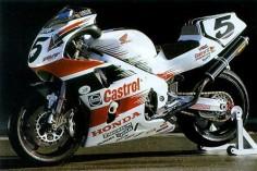1999 Honda RC45 WSBK