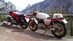 2 Mototrans-Ducati   ( 500GT & 500Sportdesmo )