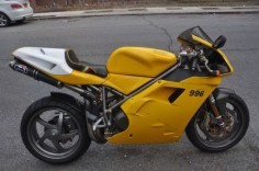 2000 Ducati 996 Superbike Yellow Mint Low Mileage