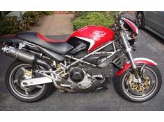 """2002 Ducati Monster S4 """"Foggy"""""""