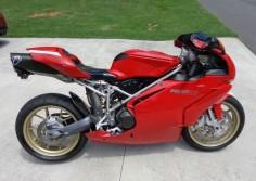 2004 Ducati 999