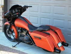2004 Harley Davidson Custom Bagger