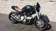 2005 Ducati Monster 620 Cafe Racer | Moto Chop Shop