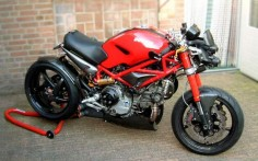 2006 Ducati Monster s2r 1000 custom - Google Search