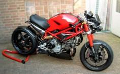 2006 Ducati Monster s2r 1000 custom - Google Search
