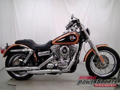 2008 HARLEY DAVIDSON FXDC DYNA SUPER GLIDE CUSTOM 105TH !!!!!