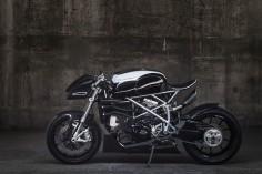 2009 DUCATI 848 'LE CAFFAGE' - APOGEE MOTORWORKS - BIKEEXIF