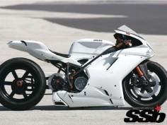 2009 Ducati 848 Stretched
