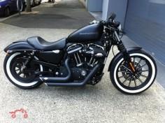 2010 Harley-Davidson Iron 883 (XL883N)