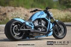 2011 Harley Davidson  V Rod / Night Rod Ricks remodeling 280 Motorcycle Chopper/Cruiser photo