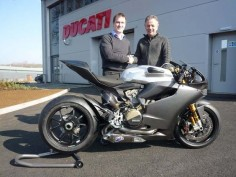 2012 Ducati 1199rs Panigale for racing teams