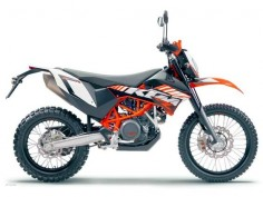 2012 KTM 690 Enduro  time??