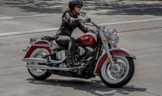 2013 Harley-Davidson® Softail® Softail® Deluxe Motorcycles Photos, Videos & 360°