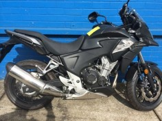 2013 HONDA 500CC CB500X MY13 in Silverwater NSW FOR SALE -