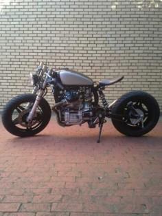 2013 Honda CX500 Cafe Racer Black | Black 2013 Honda CX500 Custom Motorcycle in Kingsport TN | 3435716834 | Used Motorcycles on Oodle