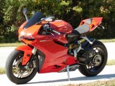 2014 Ducati 1199 Pannigale