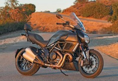 2014 Ducati Diavel Strada, featured in the March 2014 issue of Rider magazine
